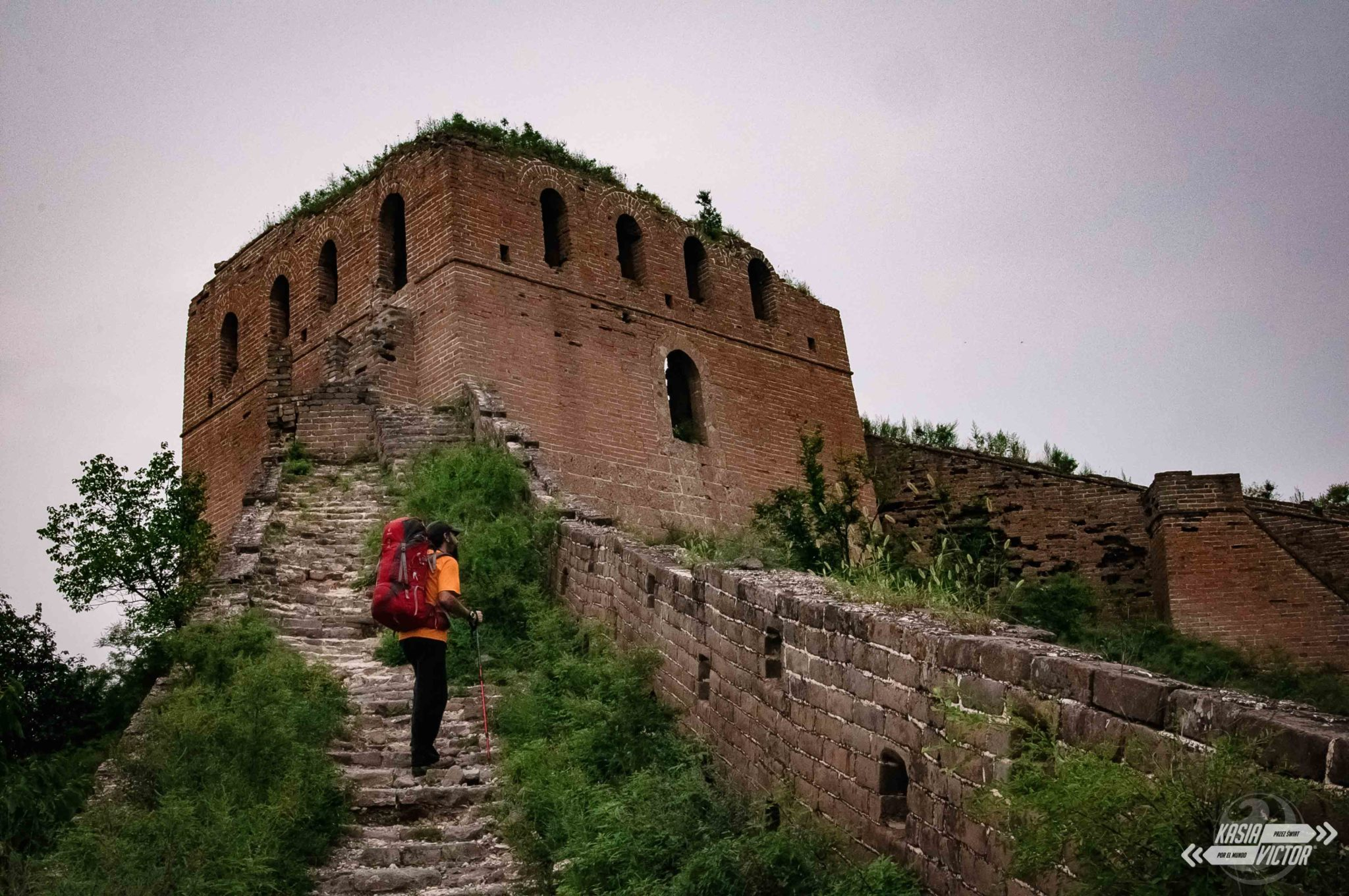 La Gran Muralla En Gubeikou