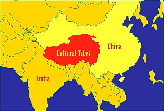 Tibet landofsnows.com
