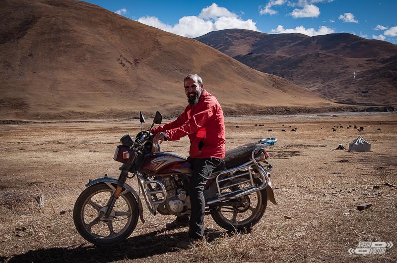 Litang. En Moto Por Tierras Tibetanas