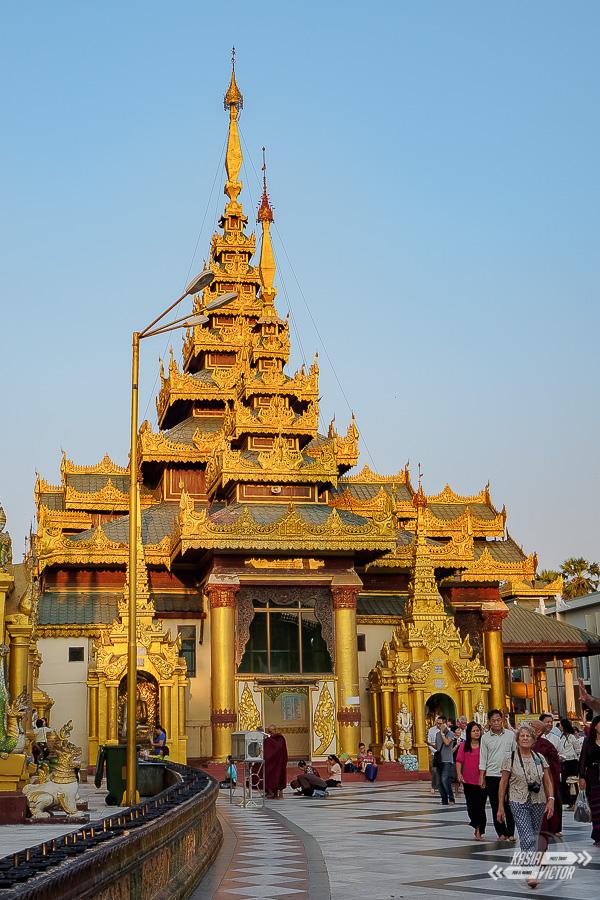 Shwedagon