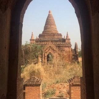 Bagan sin turistas