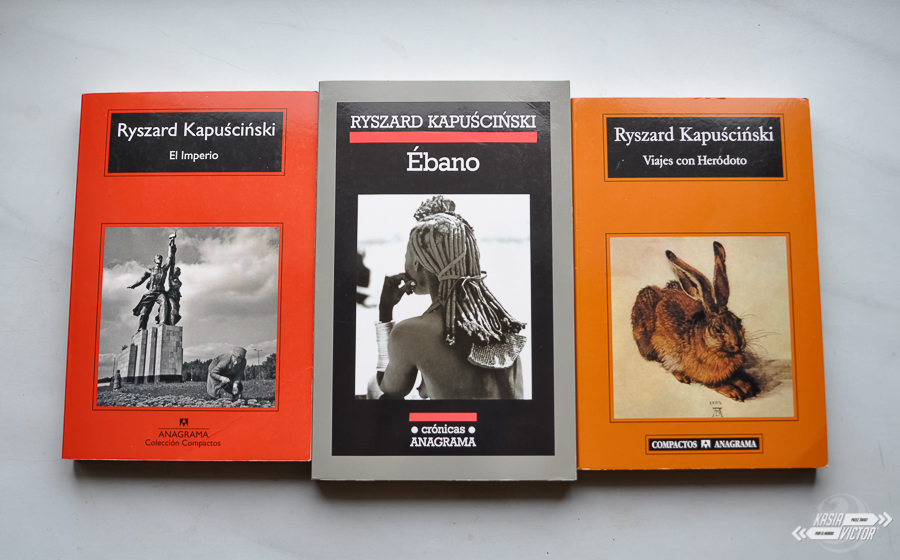 Ryszard Kapuscinski. Escritores Que Inspiran (1)