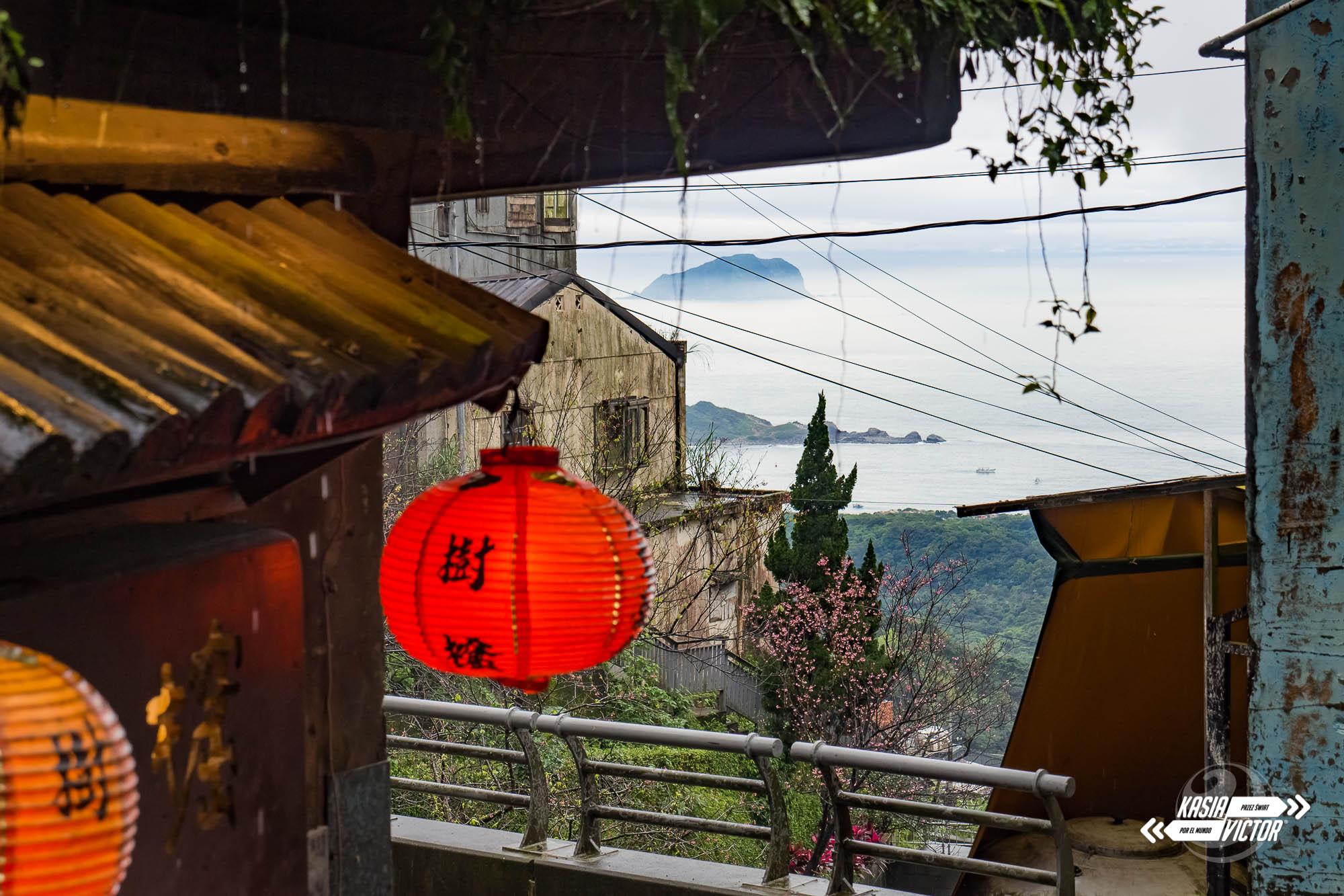 Jiufen Tajwan