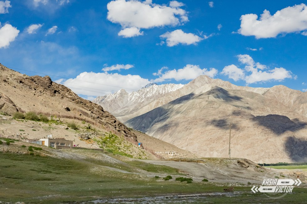 Wakhan wojna domowa w Tadżykistanie