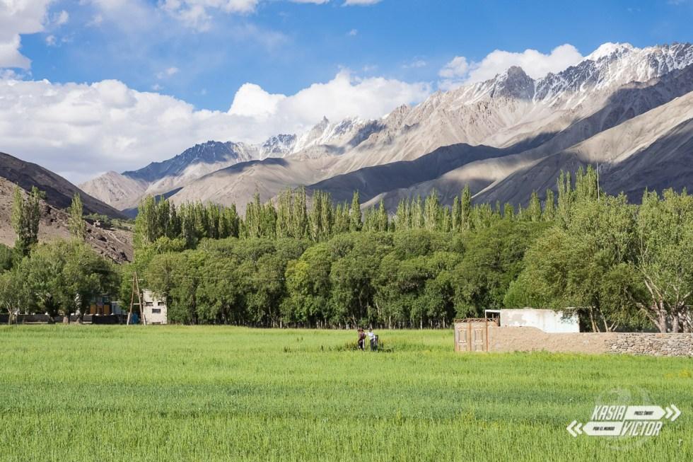 wojna domowa w Tadżykistanie Wakhan