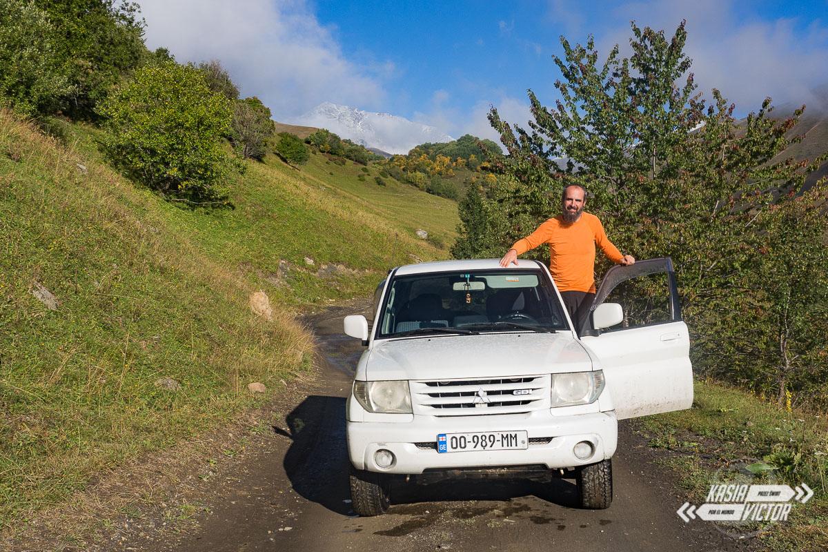 Road-trip Por Georgia