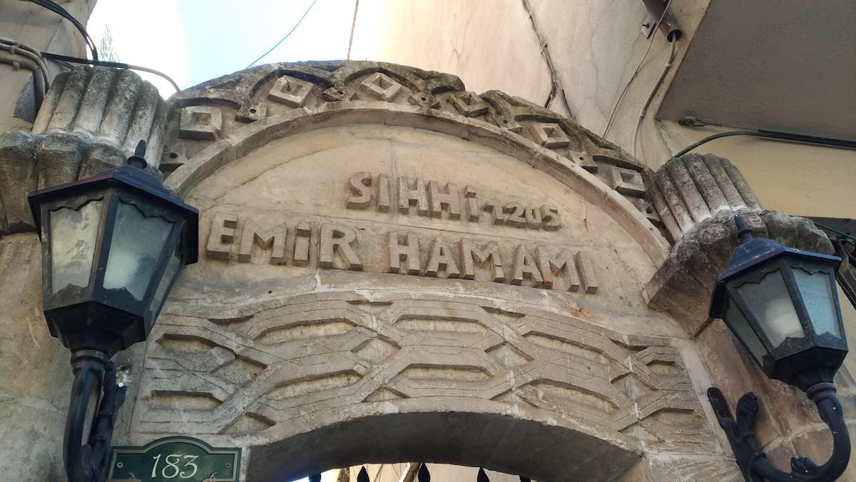 Hammam, Czyli Turecka łaźnia