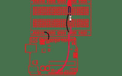 Arduino-mikrokontrollerin ja koekytkentälevyn perusteet