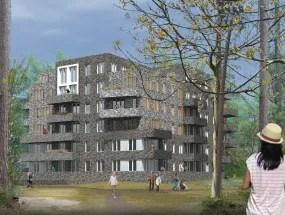 40 appartementen Kerckebosch te Zeist