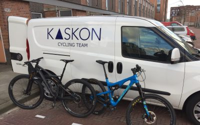 KASKON cycling team naar Marathonman