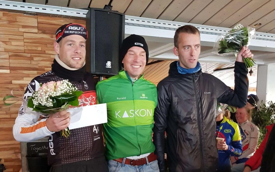 Ronald (KCT) pakt winst Katwijk Strandrace