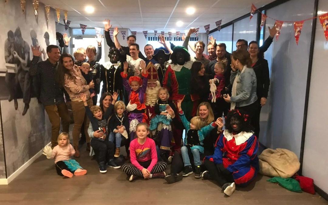 Sinterklaas bij Kaskon