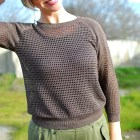 olive perforated sweater buddhist outfit ootd whatiwore2day