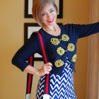 nautical ootd business casual whatiwore2day outfit navy red