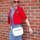 nautical patriotic ootd outfit whatiwore2day