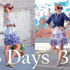 3 days 3 ways remix daily outfit blog ootd whatiwore2day