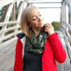 raincoat scarf alaska ootd daily outfit blog whatiwore2day