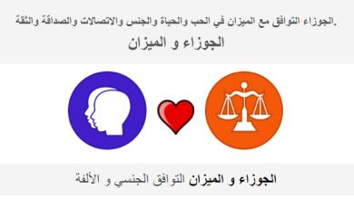 Photo of الجوزاء التوافق مع الميزان في الحب والحياة والعلاقة والاتصالات والصداقة والثقة