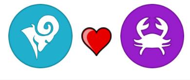 Photo of توافق برج الحمل مع السرطان في الحب والحياة والعلاقة والاتصالات والصداقة والثقة