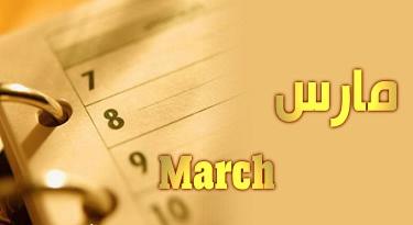 ترتيب الأشهر الميلادية الأشهر الميلادية تقويم هجري تقويم ميلادي