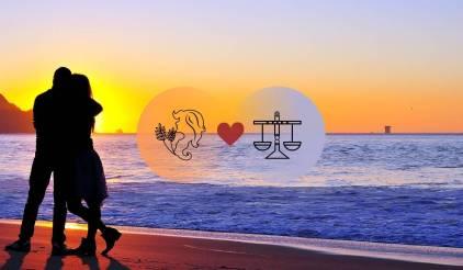 العذراء والميزان التوافق في الحب والزواج والعلاقة والجنس