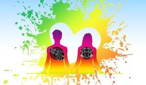 رجل الدلو والمرأة من برج االسرطان التوافق طويل الأمد على المدى البعيد -ابراج الحب