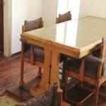 Cottage Interior, Kasol, Himachal