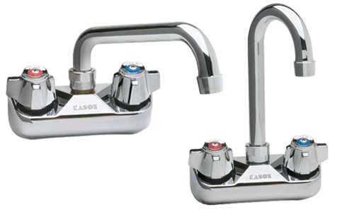 0457kl4000 series 4 wall mount faucets