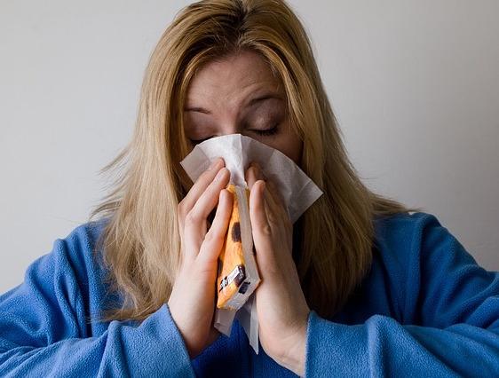 Må man træne når man er syg?