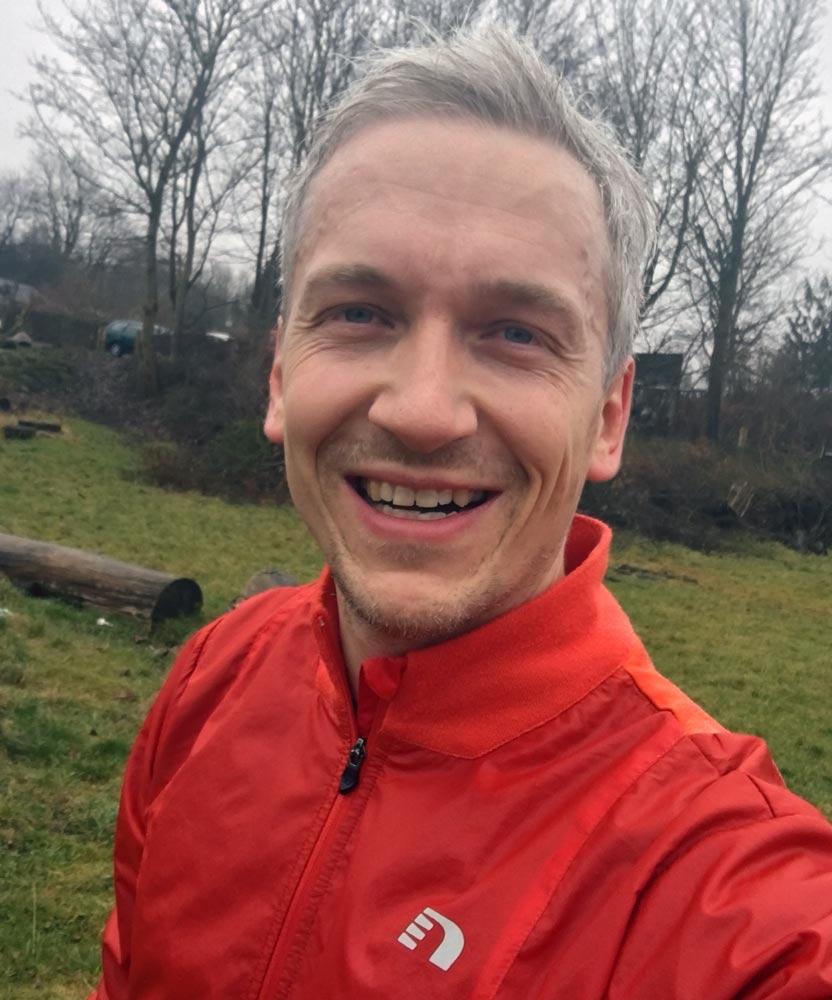 En spontan halvmarathon