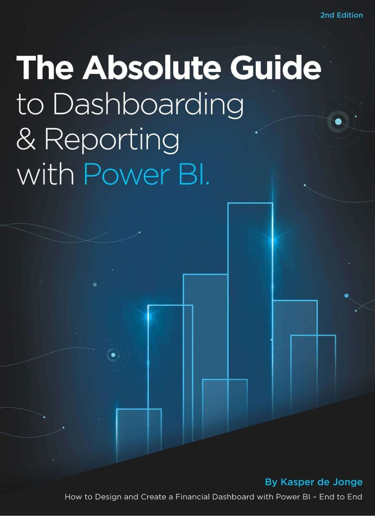 """New book """"The Absolute Guide to Dashboarding and Reporting with Power BI"""" is now available."""
