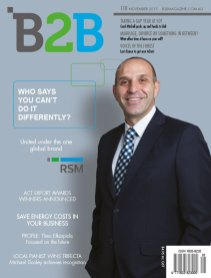 B2B Magazine, Issue 110 November 2015