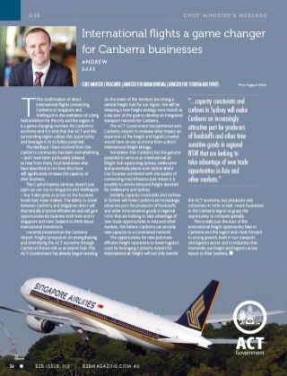 B2B Magazine design -113 - March 2016