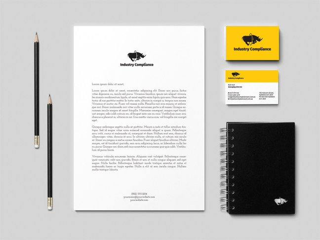 Industry Compliance - New branding