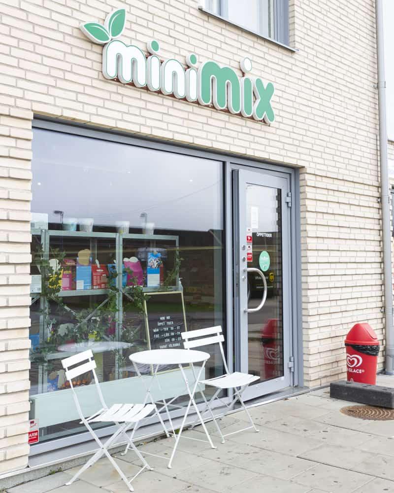 MiniMix närbutik