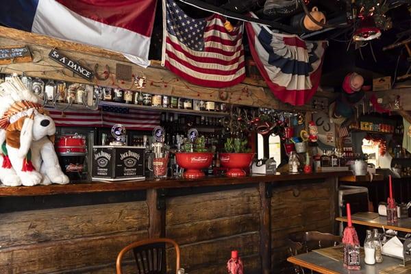 Church Street Saloon bar