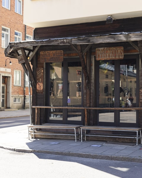 Church Street Saloon Gävle