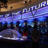 Die Vergangenheit der Zukunft