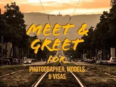 Meet & Greet - Kassel Fototag