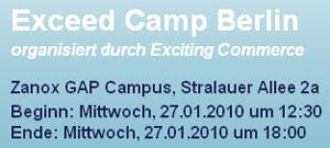Exceed Camp Berlin