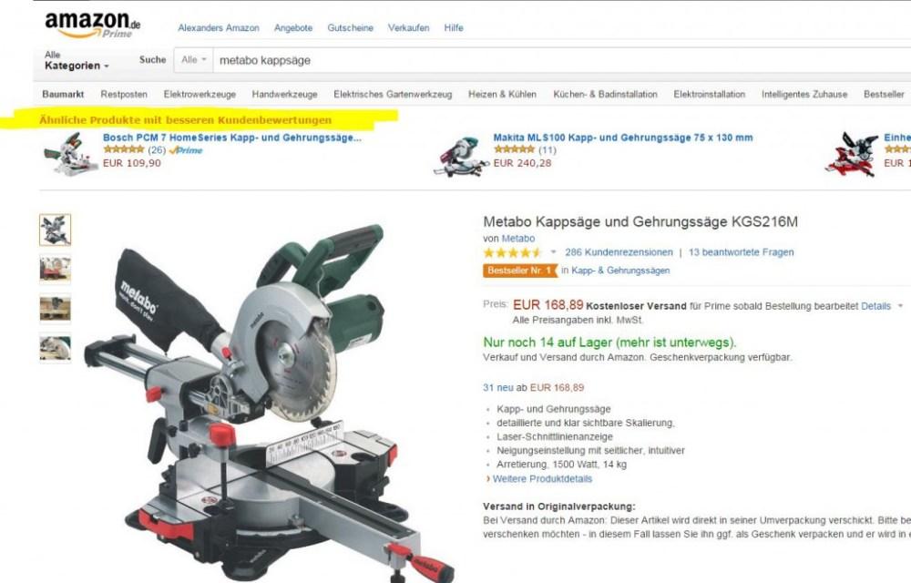 Hersteller und Amazon (2/2)