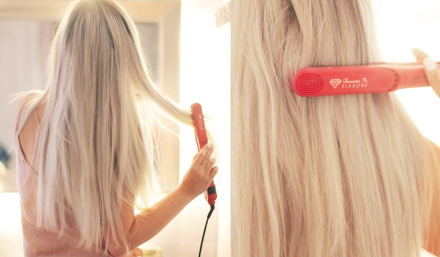 7 Tips For Straightening Hair