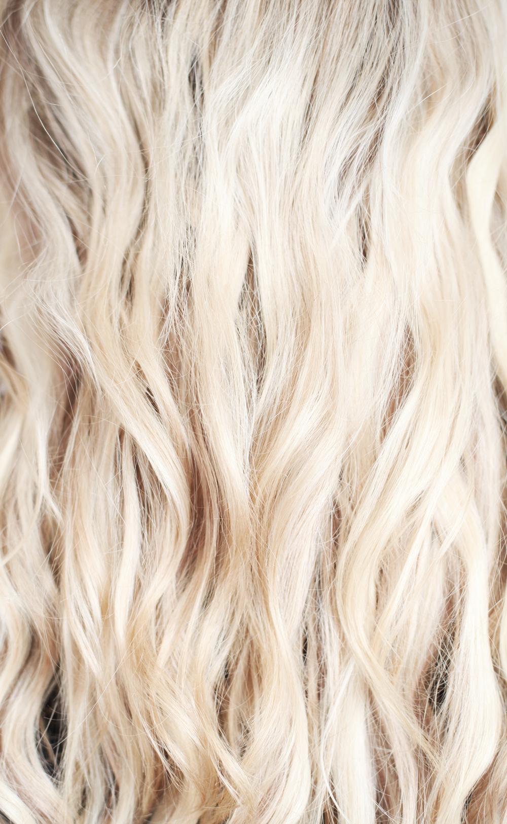 HAIR TALK: Tangled Hair Extensions