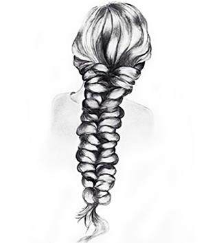 Pigtail Braids Hair Tutorial \u2013 Kassinka