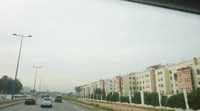 Die Umfahrung von Casablanca