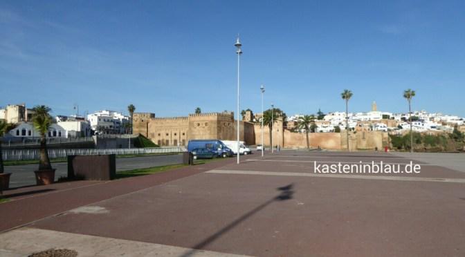 Marokko: Salé und Rabat mit dem Wohnmobil