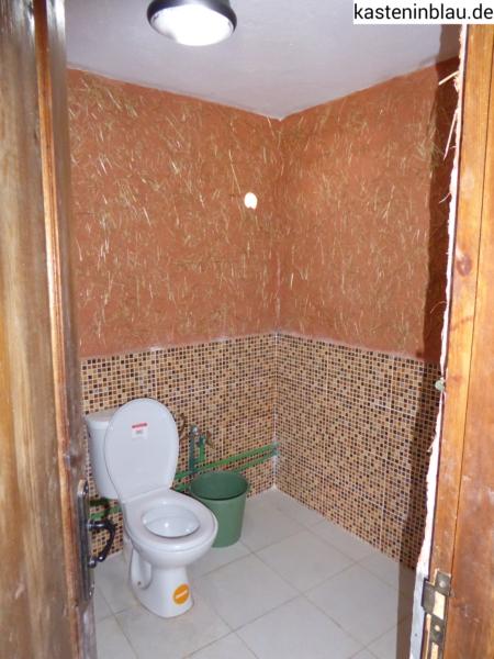 Schöne Toiletten