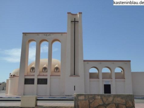spanische Kirche in Dakhla
