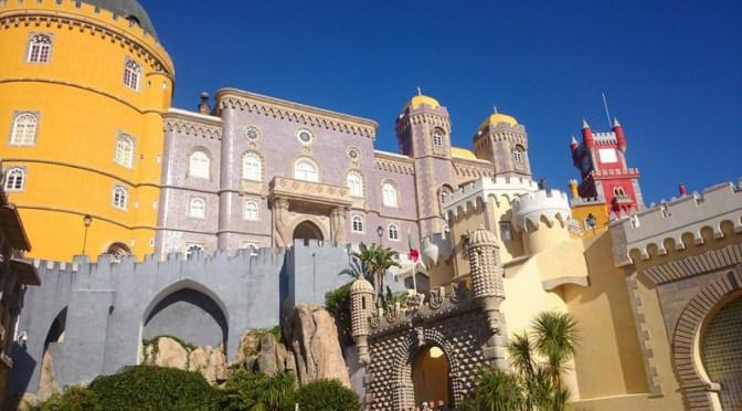 Tipps für einen Besuch des Palacio da Pena (Kummerpalast) von Sintra