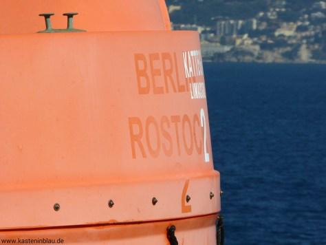 Das Rettungsboot kommt aus dem Norden :)